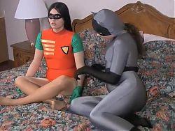 Robin hypnotized